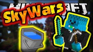 getlinkyoutube.com-Minecraft: TKO POD DRUGIM JAMU KOPA... | Hypixel Sky Wars