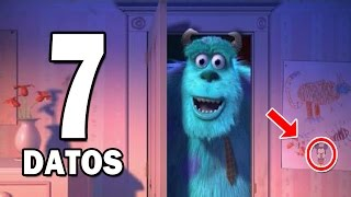 getlinkyoutube.com-7 Curiosidades Sobre Monsters Inc.