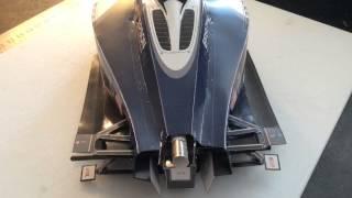 getlinkyoutube.com-Honda Formula Car Papercraft