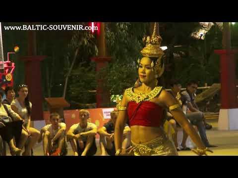 Siamese dance of love, Thailand | Сиамский танец любви, Тайланд