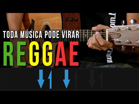 Como transformar qualquer m�sica em Reggae (dicas incr�veis)