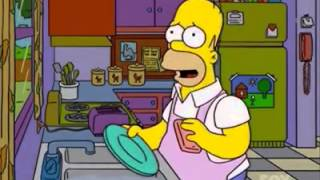getlinkyoutube.com-Homero Simpson - Los simpsons