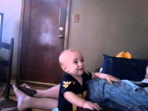 Gangnam Style Stops WVU Baby From Crying