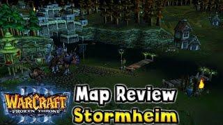 getlinkyoutube.com-Warcraft 3 - Map Review: Stormheim