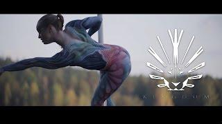 getlinkyoutube.com-MERMAID - World Champion Pole Dancer X World Champion Body Painter