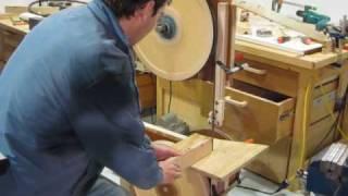 getlinkyoutube.com-building a bandsaw experiments
