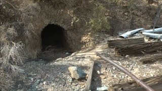 getlinkyoutube.com-Exploring Arizona Abandoned Mines: Big Eye Mine