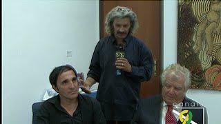 Sul Sett del Film La Storia di un Boss Anteprima  e Interviste