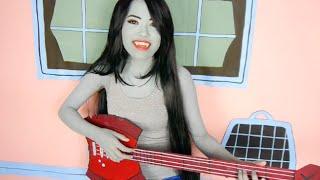 getlinkyoutube.com-Adventure Time Marceline Makeup Tutorial
