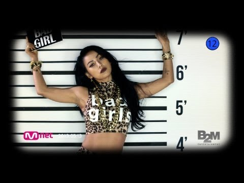  (Lee Hyori) - Bad Girls (Teaser)