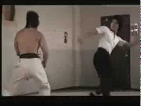 Bolo Yeung vs Dragon Lee (fights)