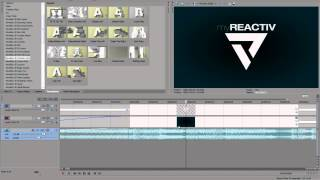 getlinkyoutube.com-Sony Vegas - Creating a simple 2D Intro by limited