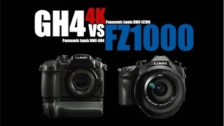 getlinkyoutube.com-Panasonic GH4 VS FZ1000 (Shot it in 4K)
