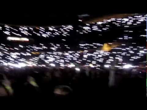 Linkin Park Johannesburg - LOATR - SOTD - Iridescent