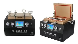 getlinkyoutube.com-2 in 1 LCD Touch Screen Repair Refurbish Machine Vacuum Laminating Autoclave Bubble Remover