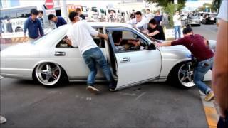 getlinkyoutube.com-STANCE NATION Japan G Edition 2016 駐車場 (Part 1)