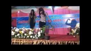 getlinkyoutube.com-Acy & Itana - Cakap Male (Kerja Tahun Desa Siabang-abang 27-28 Juni 2013)