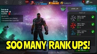 getlinkyoutube.com-HUGE Rank Up - Two Rank 5 DWCB Marvel Contest of Champions