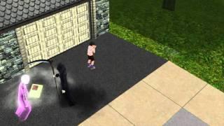 getlinkyoutube.com-Como matar a la parca en los sims 3
