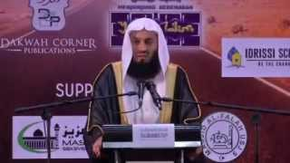 A Story which bring tears to Eye By Mufti Menk