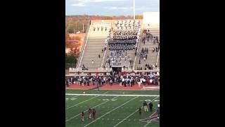 Jackson State University's band playing 'Who Do We Think We Are' width=