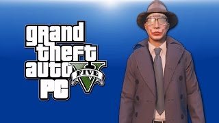 getlinkyoutube.com-GTA 5 PC Online Funny Moments - Best Detectives Ever!!!
