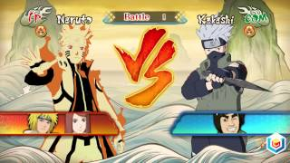 getlinkyoutube.com-Naruto Shippuden Ultimate Ninja Storm Revolution Demo Gameplay Trailer (PlayStation 3/Xbox 360/PC)