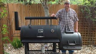 getlinkyoutube.com-Offset Smoker Fire Management - How To Video
