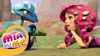 getlinkyoutube.com-Мия и Я - 1 сезон 9 серия - Эльфы и драконы   Мультики для детей про единорогов