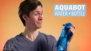 getlinkyoutube.com-Aquabot Water Bottle Sprayer