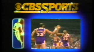 getlinkyoutube.com-CBS Intro: Game 1, 1983 NBA Eastern Conference Finals