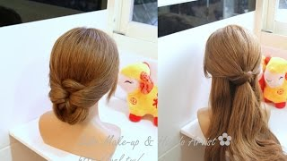 getlinkyoutube.com-羊羊得意! 二種過年簡易髮型教學 Chinese new year hairstyle