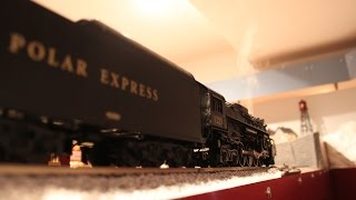 getlinkyoutube.com-Lionel Legacy Polar Express