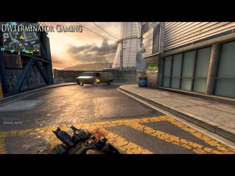 Call of Duty: Black Ops II (PC) Multiplayer HC Domination Gameplay