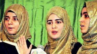 getlinkyoutube.com-Birth Celebration of Lady Fatima Zahra (A)