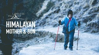 HIMALAYAN MOTHER AND SON | Inspiration for the Millennials