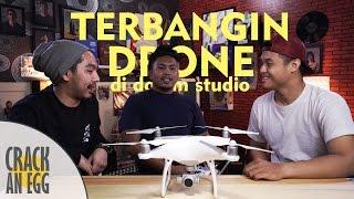 getlinkyoutube.com-Terbangin Drone Di Dalam Studio!   Fenomena Vlogging Ft. DaysAfter24