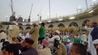 getlinkyoutube.com-أذان المغرب من المسجد الحرام | 8 شعبان 1437 | للشيخ هاشم السقاف