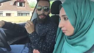 getlinkyoutube.com-قمر سيدنا النبى~ Qamarun by Amina Sultani with her Brother