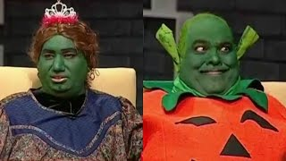 getlinkyoutube.com-Khabardar with Aftab Iqbal - 23 January 2016 | Shrek and Princess Fiona