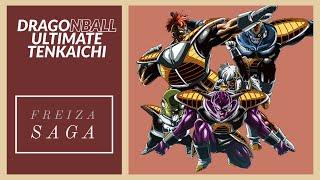 getlinkyoutube.com-Dragonball Z Ultimate Tenkaichi - Part 3 - Namek Saga 1 hour [HD]