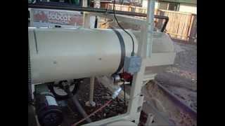 getlinkyoutube.com-Trommel wash plant 10 Yards Per Hour J.Farmer Mining