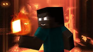How the Nether was Created (Minecraft Machinima)