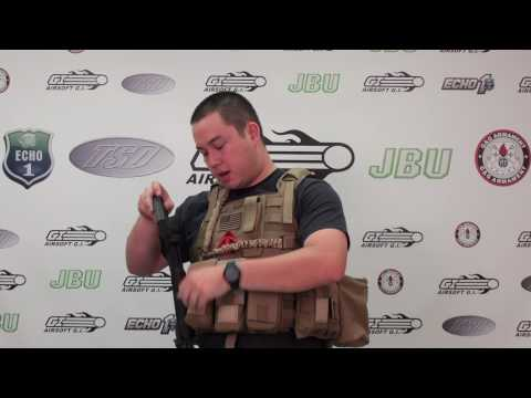 Airsoft GI - Magpul Industries Accessories Galore!  ASGI Custom Magpul AEG