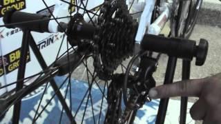 TRIN X R500 แนะนำวิธีจูนเกียร์แบบง่ายๆ ปรับละเอียด gtr-bike 080-2515885