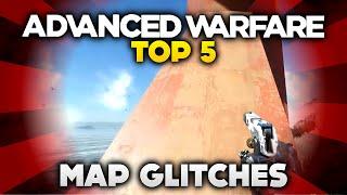 getlinkyoutube.com-Advanced Warfare - Top 5 Map Glitches! (Deutsch/German)