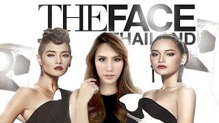 "getlinkyoutube.com-แต่งหน้าจัดเต็มสไตล์ ""เมนเทอร์คริส"" The Face Thailand"