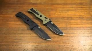 getlinkyoutube.com-Мысли о ноже: Benchmade Adamas