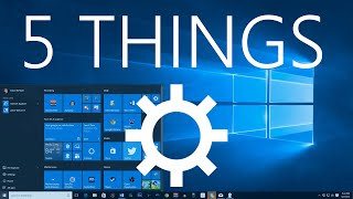 getlinkyoutube.com-5 Things You Should Do After Upgrading to Windows 10
