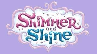 getlinkyoutube.com-Shimmer and Shine - (The Knight, Princess and Dragon) Imaginary Play